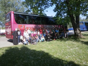 Sedmoga nas svibnja Gospodin poveo  i u prekrasan grad Varaždin doveo!
